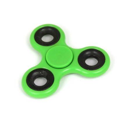 Fidget Spinner - grön, svart, vit, rosa, Grön