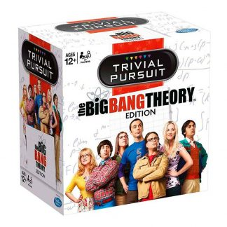 Trivial Pursuit: Big Bang Theory Sällskapsspel