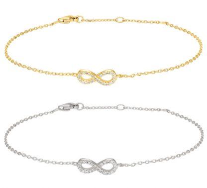 Armband Agnanor Infinity - Nordahl Jewellery