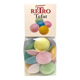 Retro Tefat Godispåse - 25 gram