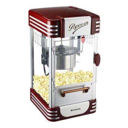 Champion Popcornmaskin Retro - Röd