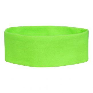 Hårband Retro - Neongrön