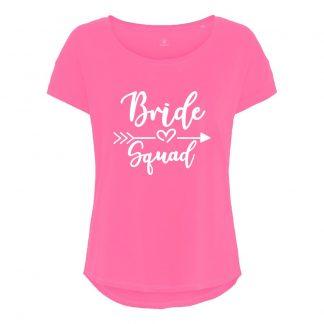 Bride Squad Dam T-shirt - Medium