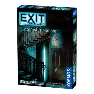 EXIT: The Sinister Mansion Spel