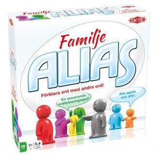 Familje Alias Spel