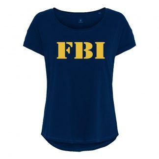 FBI Dam T-shirt - X-Large